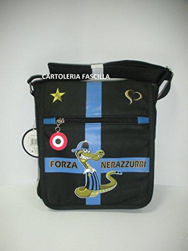 F.C. INTER - BOLSA EN MATERIAL SINTÉTICO