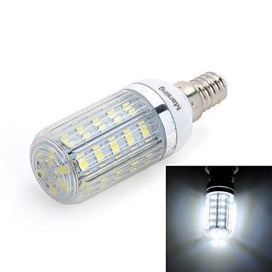 Largo Dream E14 6 W 36 x 5730 SMD 420 lm 6500 K luz blanca Maíz Bombilla LED ...