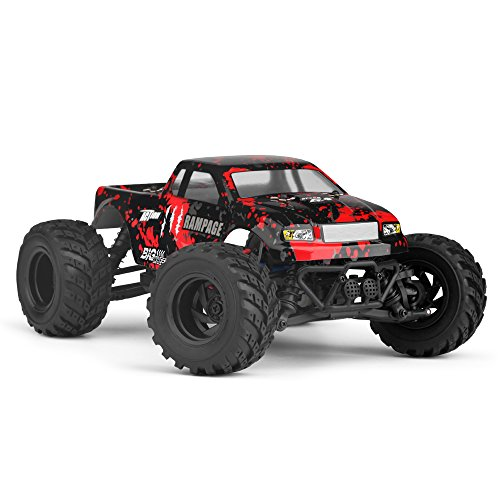 All Terrain High Speed RC Car 30+MPH  4WD Electric Vehicle