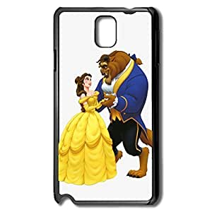 Beauty Beast Scratch Case Cover For Samsung Note 3 - Awesome Skin