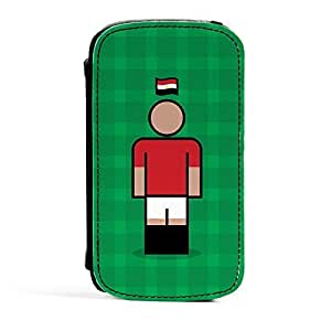 Egypt Premium Faux PU Leather Case Flip Case for Samsung? Galaxy S3 by Blunt Football International + FREE Crystal Clear Screen Protector
