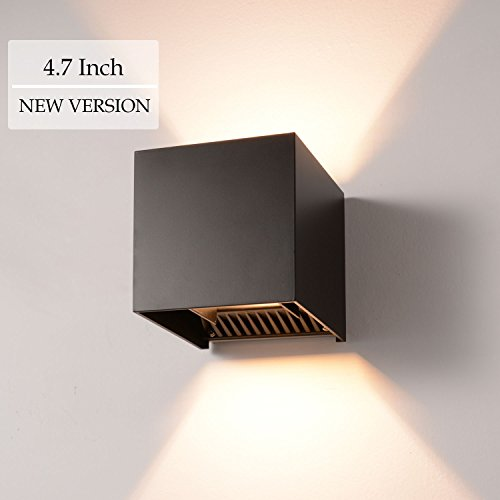 Cube Led Wall Light in Florida - 2