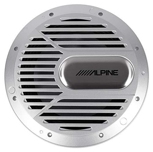 Alpine SWR-M100 10 Inch 900 Watt 4 Ohm Marine Subwoofer