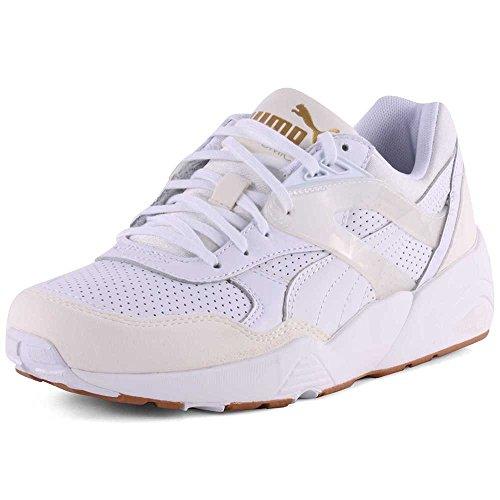 Puma R698 Trinomic Wn 358291-01 Damen, Weiß White