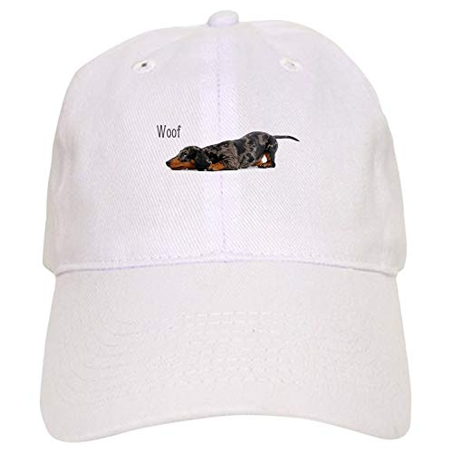 CafePress Dog Breeds Baseball Cap with Adjustable Closure, Unique Printed Baseball Hat ()