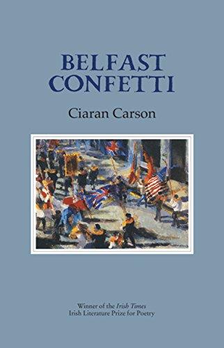 Image result for ciaran carson
