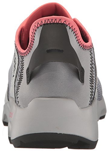 Adidas Outdoor Donna Terrex Climacool Voyager Scarpa Dacqua Elegante Grigio / Nero / Rosa Tattile