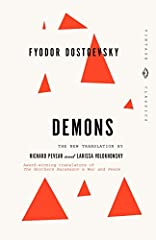 "Inspired by the true story of a political murder that horried Russians in 1869, Fyodor Dostoevsky conceived of Demons as a ""novel-pamphlet"" in which he would say everything about the plague of materialist ideology that he saw infecting his na..."
