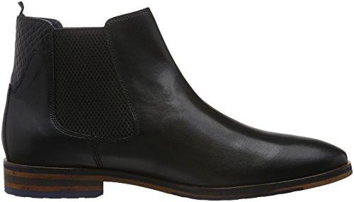 Daniel Hechter 811211201000, Zapatillas de Estar por Casa para Hombre Negro - Schwarz (Schwarz 1000)