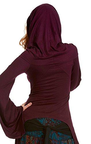 Gekko - Camiseta de manga larga - para mujer Teal