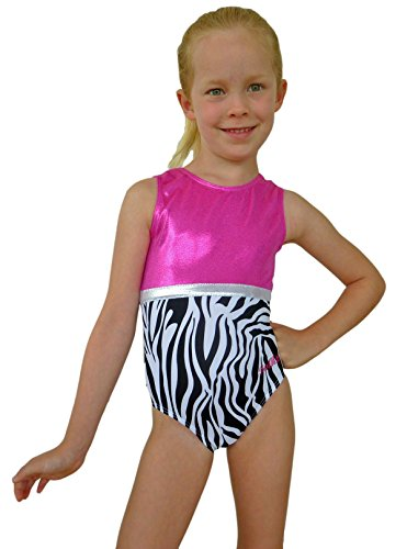 Smart Stretch Girl Gymnastics Leotard - CXS Tumbler - Cxs Leotard