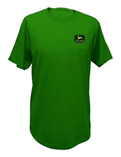 John Deere Quality Farm Equipment T-Shirt-medium (Quality Farm Equipment)