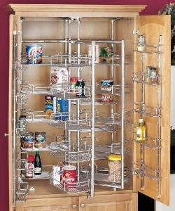 Amazon Chrome Kitchen Cabinet Shelf