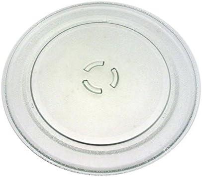 –Plato giratorio de cristal Diam. 36cm horno microondas microondas Whirlpool jt369/WH/SA