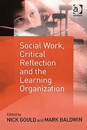 social work essays critical reflection