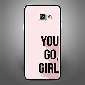 Samsung Galaxy A5 2016 You go girl