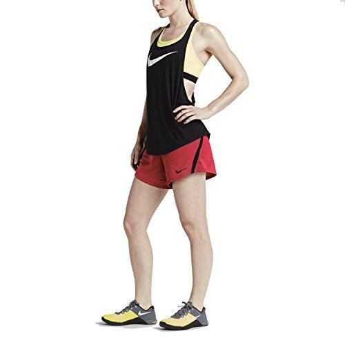 Nike Infiknit Mid Women's Training Shorts Light Crimson (XS x 4) ()