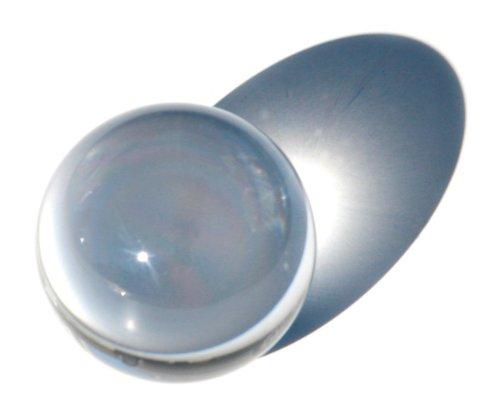 アクリルコンタクトジャグリングボール4.14インチ( 105 mm ) – クリア B009KVBBVM
