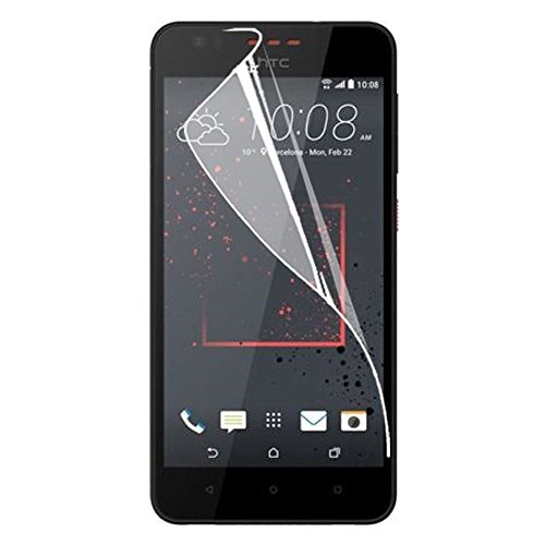 HR Wireless Cell Phone Case for HTC Desire 555/530/ 550 Tempered Screen Protectors - Regular