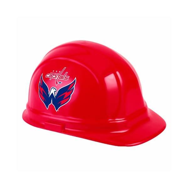 NHL Washington Capitals Hard Hat 1