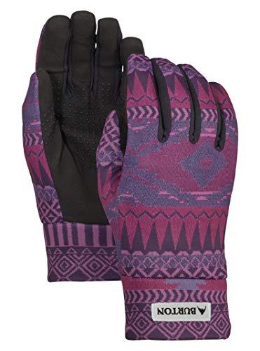 Burton Women's Touch N Go Liner, Port Royal Freya Weave, Small