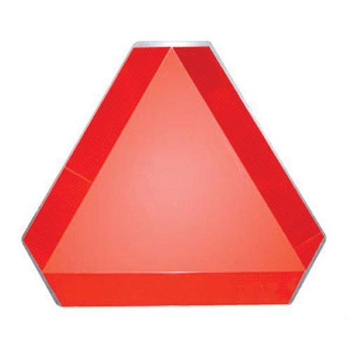 (All States Ag Parts SMV Sign - Metal Back 407220R1 86547710 AR61194 JD5403 JD5931 407218R1)