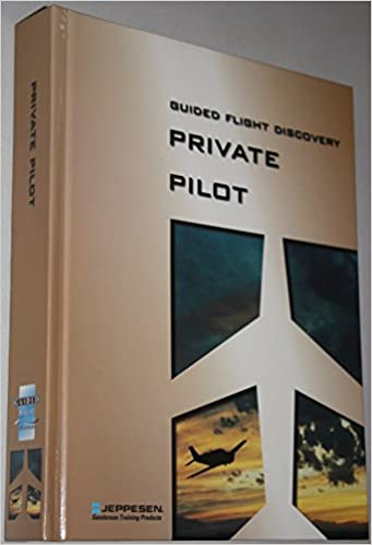 Amazon guided flight discovery private pilot handbook guided flight discovery private pilot handbook fandeluxe Image collections