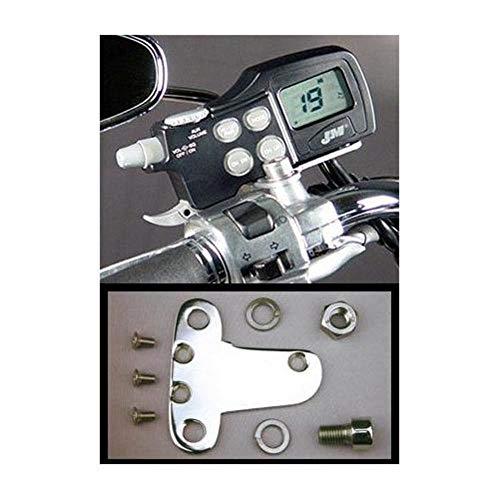 J&M JMCB-2003 Mounting Bracket Kit Polished JMCB03-HBK03