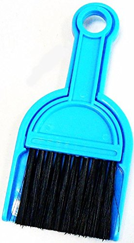 Mini Broom Dustpan Blue Car Cleaning Surface Universal Tool Brush Keyboard Home Kitchen Sweeper Table Desk  sc 1 st  Amazon UK : table brush and pan set - pezcame.com