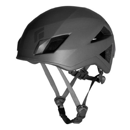(Black Diamond Vector Climbing Helmet - Black Medium/Large)