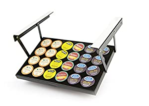 Coffee Keepers Under Cabinet K Cup Holder (608938498274)
