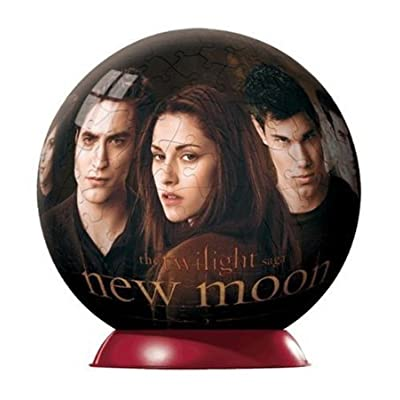 The Twilight Saga: New Moon - 240 Piece puzzleball: Toys & Games