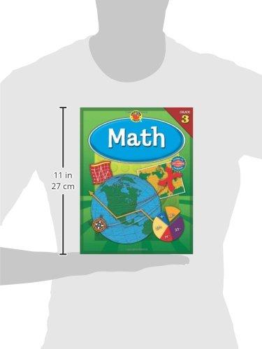 Brighter Child® Math, Grade 3 (Brighter Child Workbooks): School ...