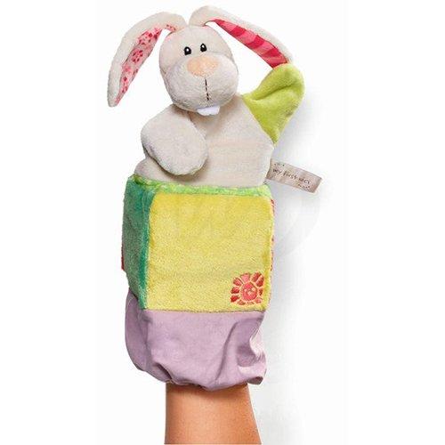 NICI my first nici 4 rabbit Tilly Hand Puppet 3,037,437