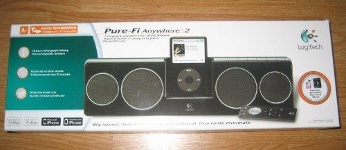 Logitech Pure Fi Anywhere Compact Speakers