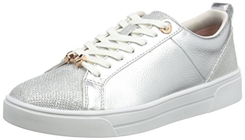 Ted Baker Kulei Lurex Womens Trainers