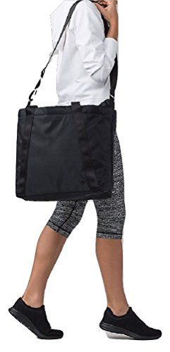 Lululemon Carry The Day Bag (Black) by Lululemon