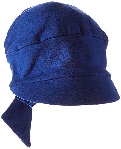 Scala Women's Jersey Knit Cap, Royal, One Size
