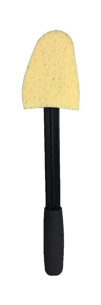Felgenbü rste lang fü r Alufelgen - schnelle Felgen-Reinigung bis in das Felgentiefbett auch ohne Felgenreiniger Original Felgenschrubber