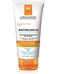 La Roche-Posay Anthelios Cooling Water Lotion Sunscreen SPF 60, 5 Fl. Oz.