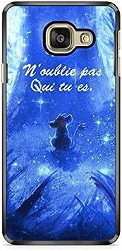 Coque Samsung Galaxy A5 2017 (Version A520) Disney Roi Lion Simba Hakuna Qui tu ES REF11418