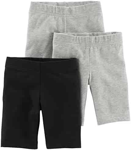 Simple Joys by Carter's Toddler Girls' 3-Pack Bike Shorts