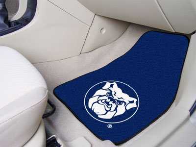 Fanmats Butler University 2-pc Carpet Car Mat Set/17