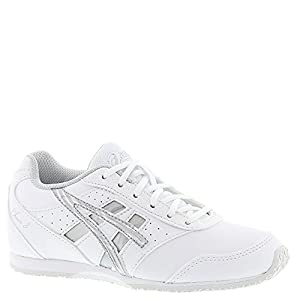 Asics K12 Cheer 8 GS Youth Shoes, White