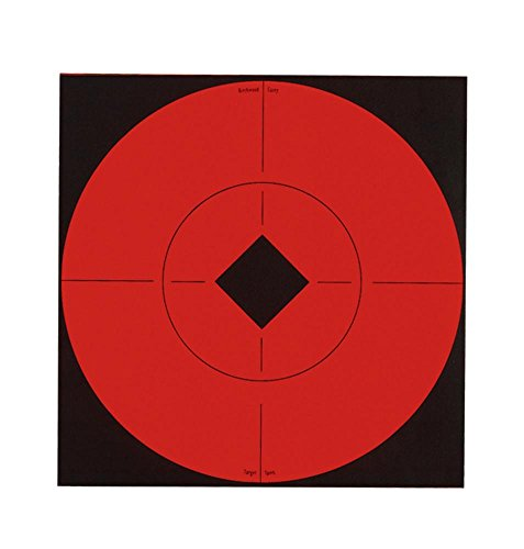 Birchwood Casey Self-Adhesive Target Spots 8inch ()