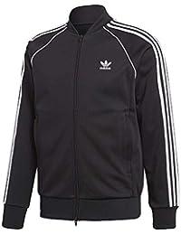 SST Track Jacket Men's, Black, Size L