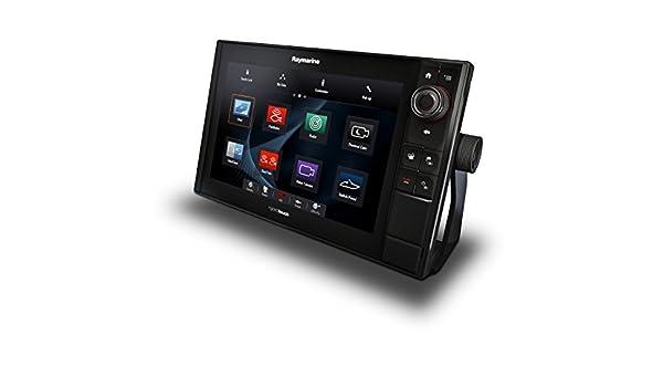 Raymarine E70285 Es Series Es128 Híbrido Touch Pantalla Multifunción (30.7 Cm (12,1 Pulgadas), Abajo Vision: Amazon.es: Electrónica