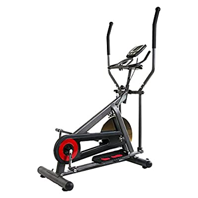 Body Power Elliptical Cross Trainer with Monitor