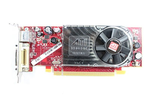 ATI Radeon HD 2400XT 256MB PCIE Video Card Low Profile CP309 ()