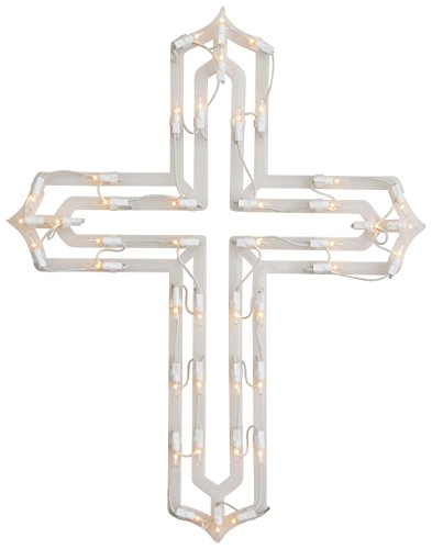 d Cross Window Decoration ()